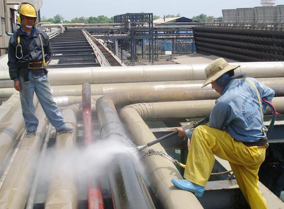 Xi mạ bảo vệ bề mặt kim loại